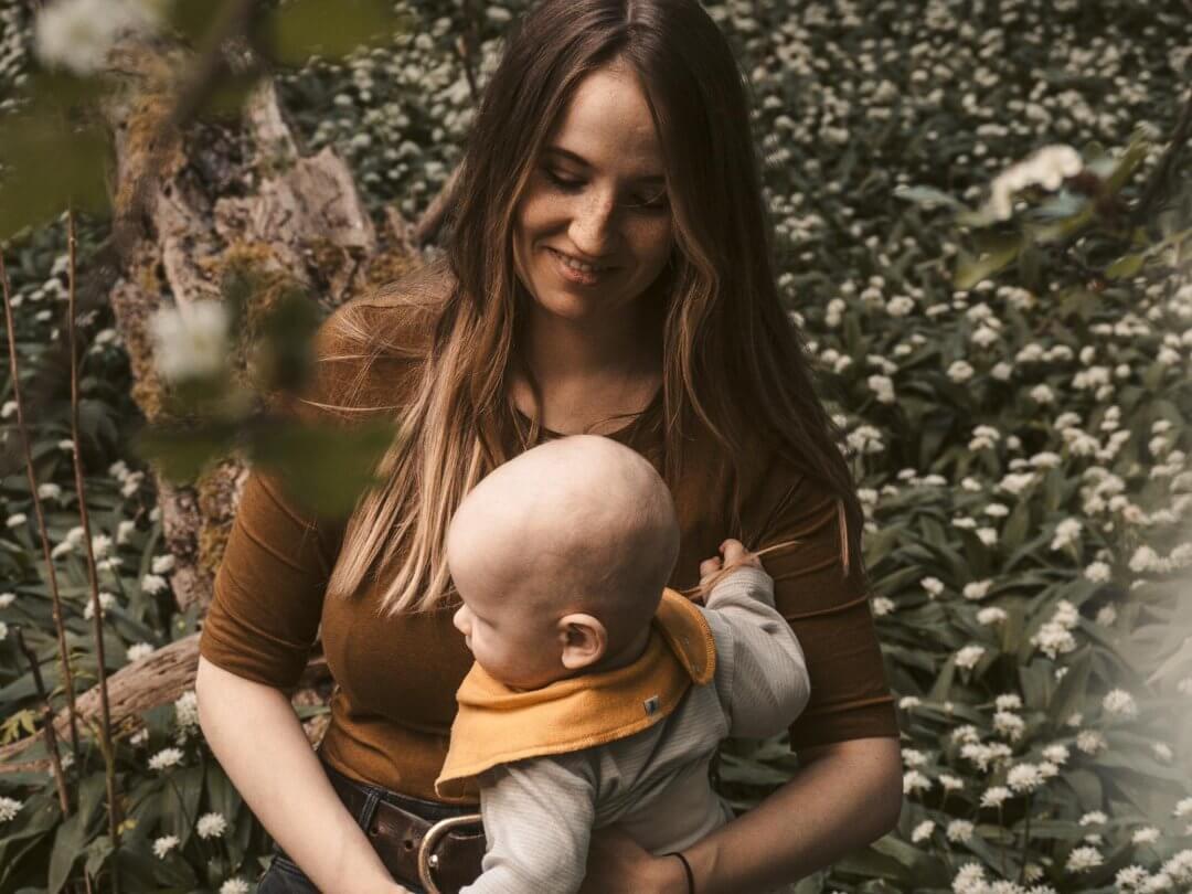 Natürlich intuitiv Mama - Begleitung