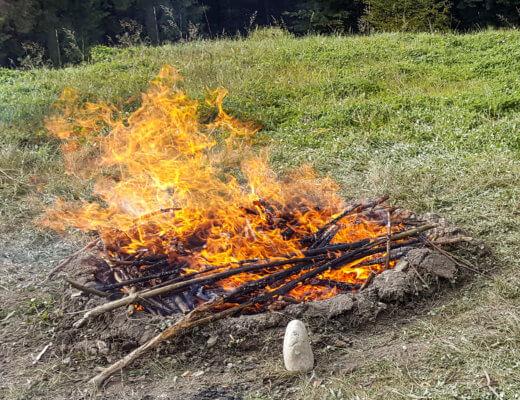 vom Funken zum Feuer